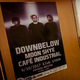 downbelow, café industrial, moon shye